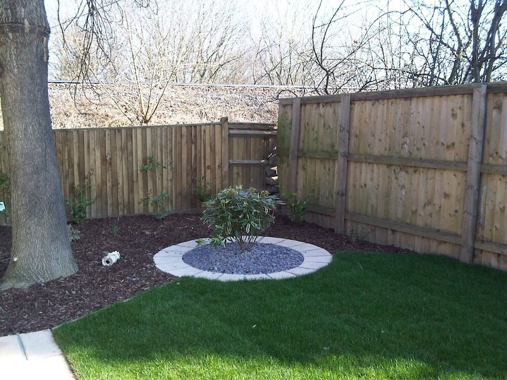 Landscaping Ideas East : Paving landscaping transformations durham north east