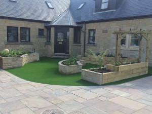 Paving-Artificial-Lawn-landscaping