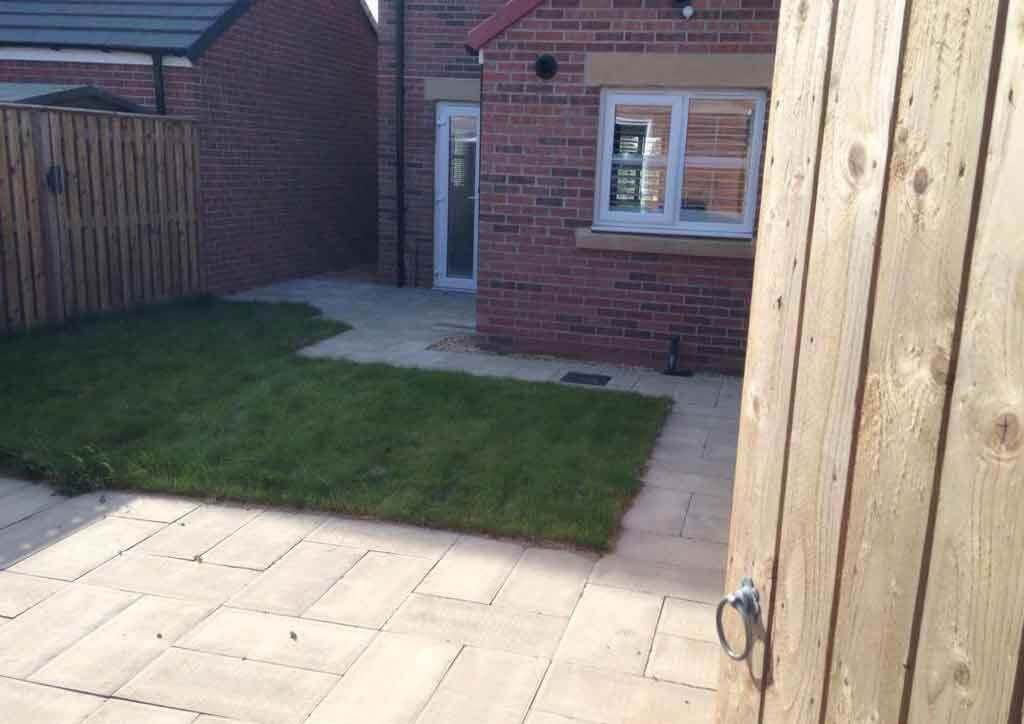 before-artifiical-lawn-ryhope