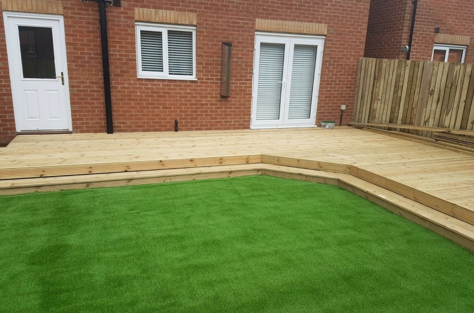 after-decking-lazylawn