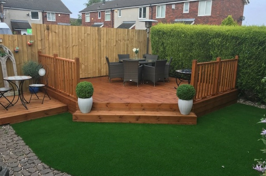 decking-artificial-lawn