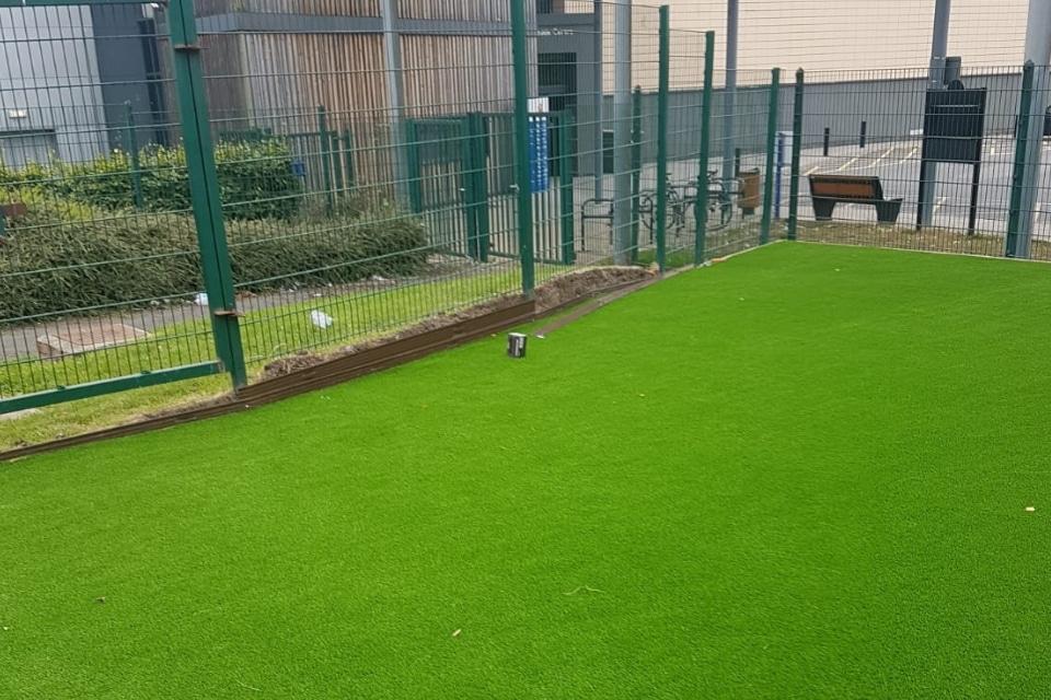 Artificial-Grass-Newcastle-School- Killingworth