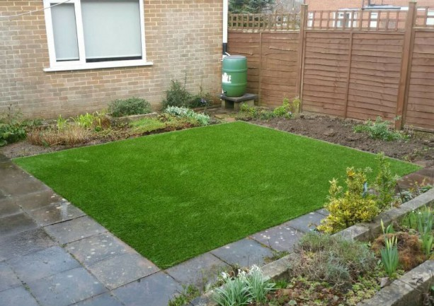 Harrogate & Milton Keynes Artificial Lawn Installations