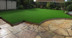 Sunderland Artificial Grass Project