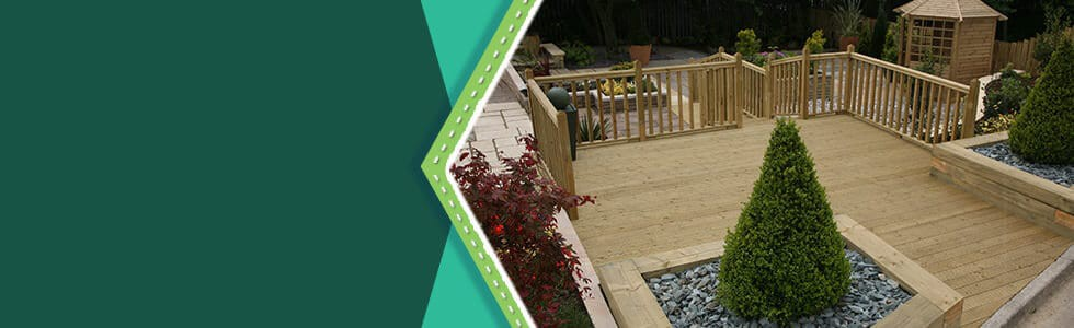 Domestic Decking Services North East