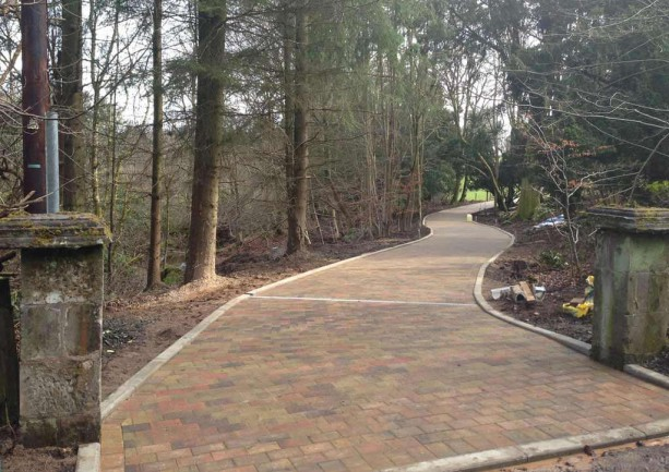 Driveways – Block Paving Project Scotland