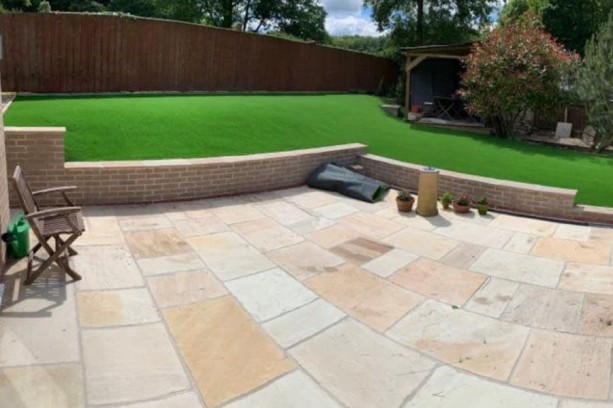 Richmond Artificial Grass Project