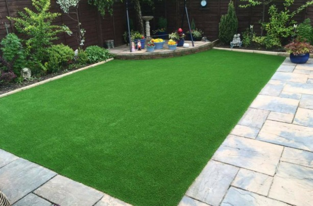 North East Artificial Lawn Installation