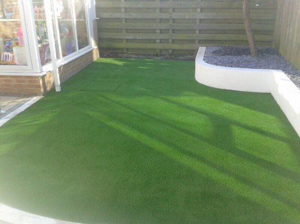 Artificial Lawns Project Gateshead