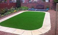 artficial lawn project washington