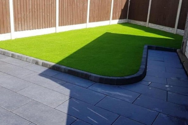 Artificial Grass & Porcelain Paving Billingham