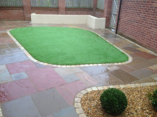 Artificial Lawn – Patio Paving Installation Spennymoor