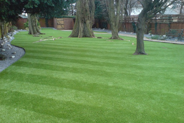 Landscaping news – artificial lawns the new trend
