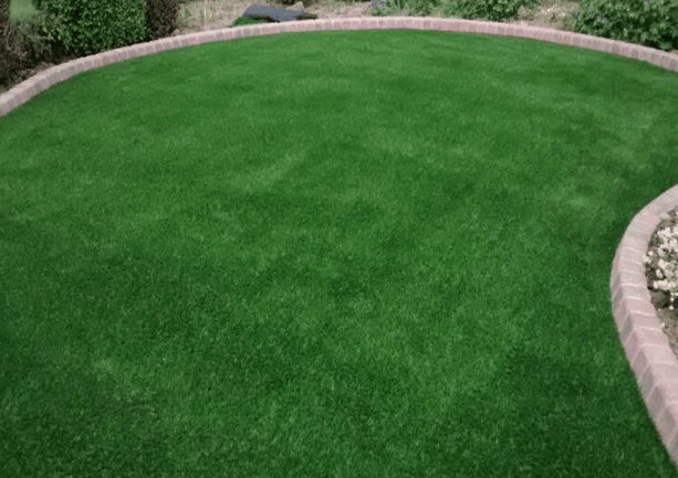 Artificial Lawn Installation 8