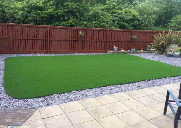Artificial Lawn Blythe