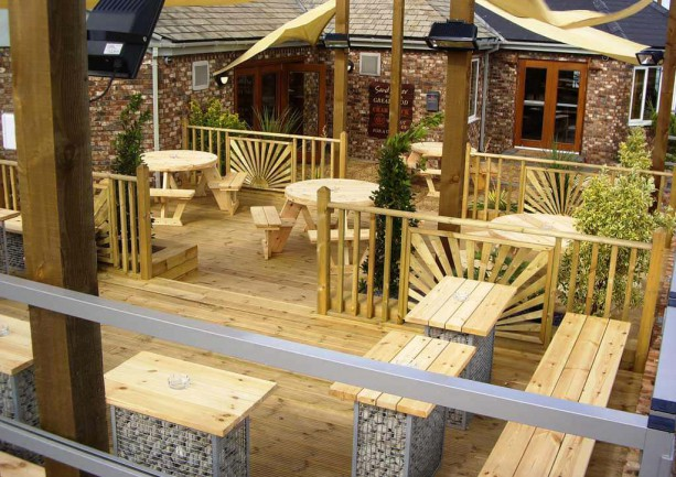 Commercial Decking 2