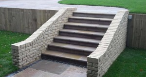 160sq Metre Paving, Natural Turf & Composite Decking