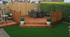 Recent Artificial Lawn Installations
