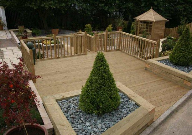 Decking Project Domestic
