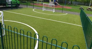 Football Pitch Artificial Lawn