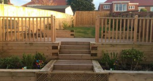 Fencing, Decking, Paving Project South Shields