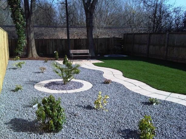 Paving – Landscaping Project In Durham