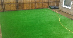 LazyLawn Artificial Grass Project