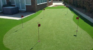Putting Greens Artificial Grass Installations