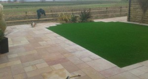 LazyLawn installation in the North East 9