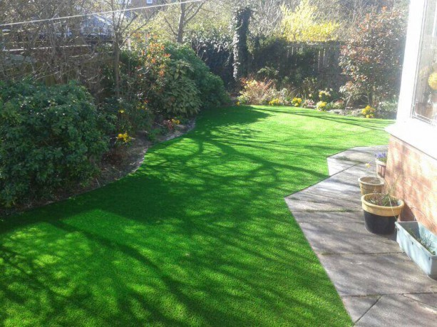 Low Maintenance Artificial Lawns