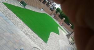 Artificial Grass in Newcastle using LazyLawn