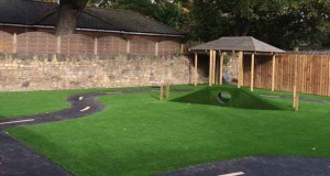 LazyLawn Roadway and Artificial Grass Installation