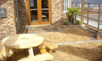 public-house-landscaping-project
