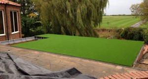 Roof Installation – Artificial Grass