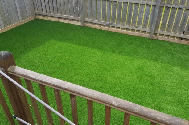 Artificial Lawns Newcastle Projects