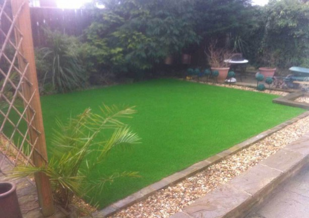 Darlington Artificial Grass Transformation