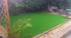 Darlington Artificial Grass Transformation